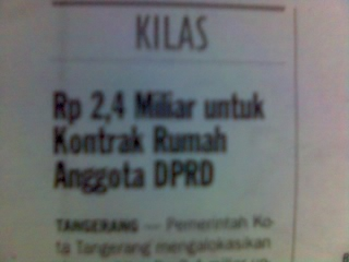 Koran Tempo 10 Agust 2006 Hal. A-13